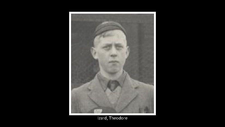 Izard, Theodore
