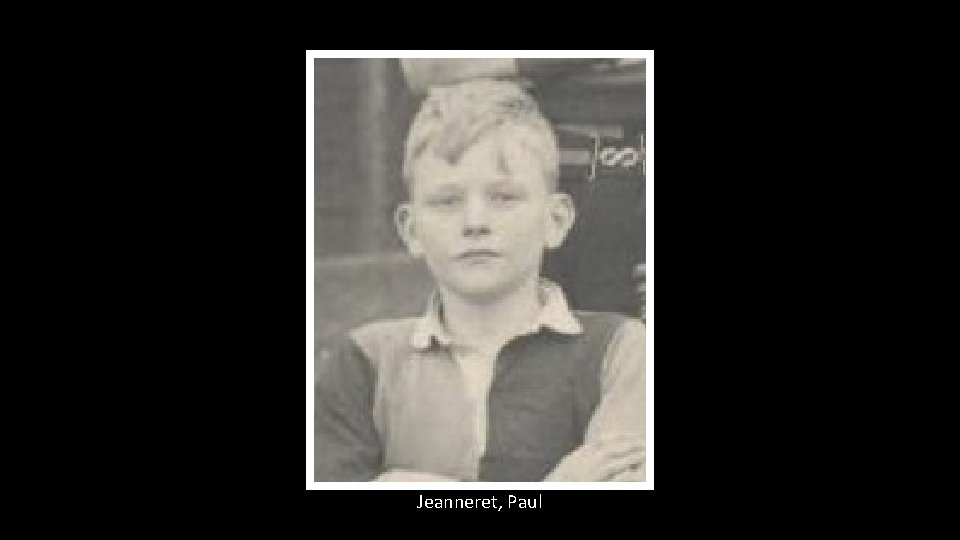 Jeanneret, Paul