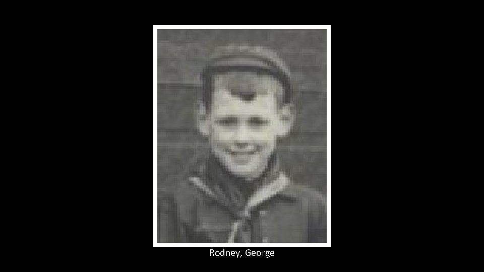 Rodney, George