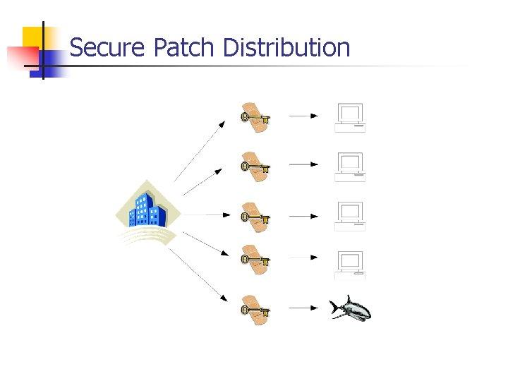 Secure Patch Distribution
