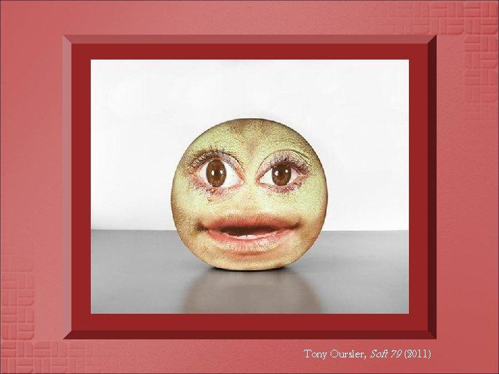 Tony Oursler, Soft 79 (2011)