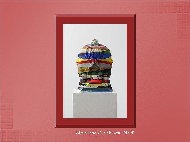 Oliver Laric, Sun Tzu Janus (2012)