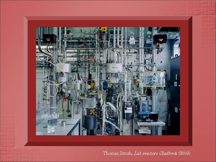 Thomas Struth, Lab reactors Gladbeck (2009)