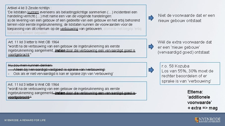 Artikel 4 lid 3 Zesde richtlijn : 'De lidstaten kunnen eveneens als belastingplichtige aanmerken