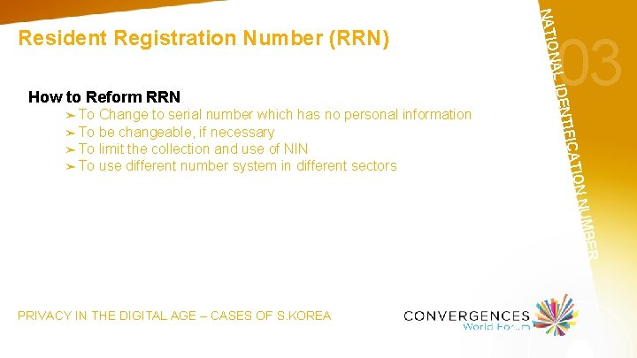 BER N NUM ICATIO Change to serial number which has no personal information ➤