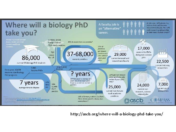 http: //ascb. org/where-will-a-biology-phd-take-you/