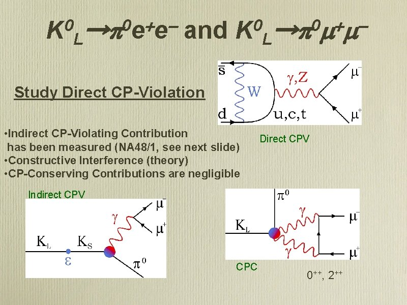 0 K L →p 0 e + e - and 0 K L →p