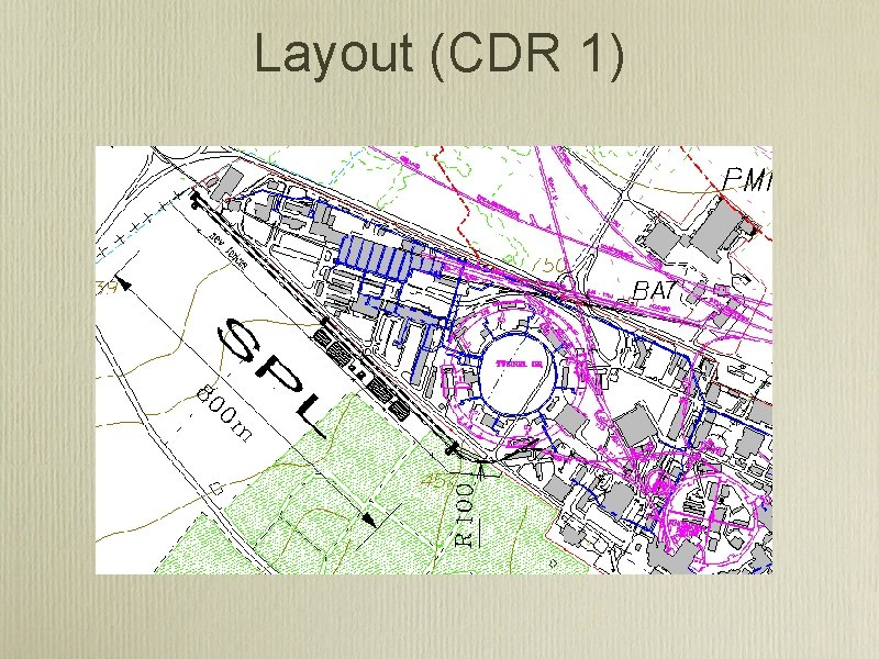 Layout (CDR 1)
