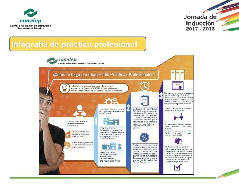 Infografía de práctica profesional