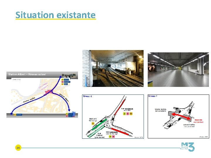 Situation existante 14