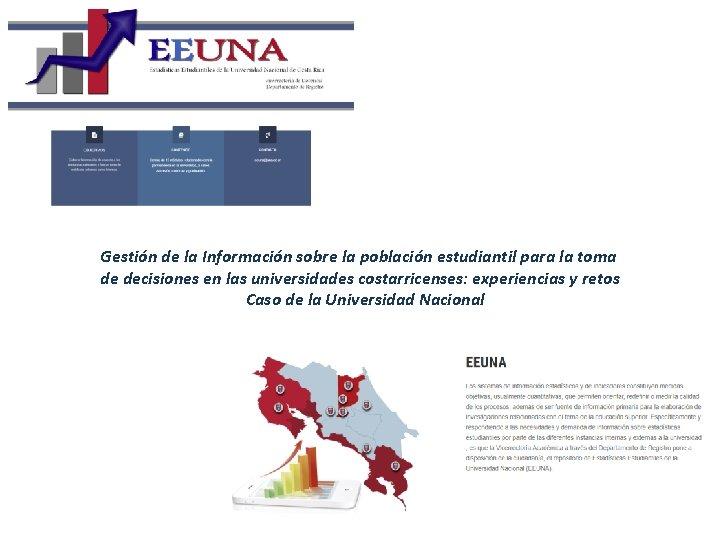 Gestión de la Información sobre la población estudiantil para la toma de decisiones en