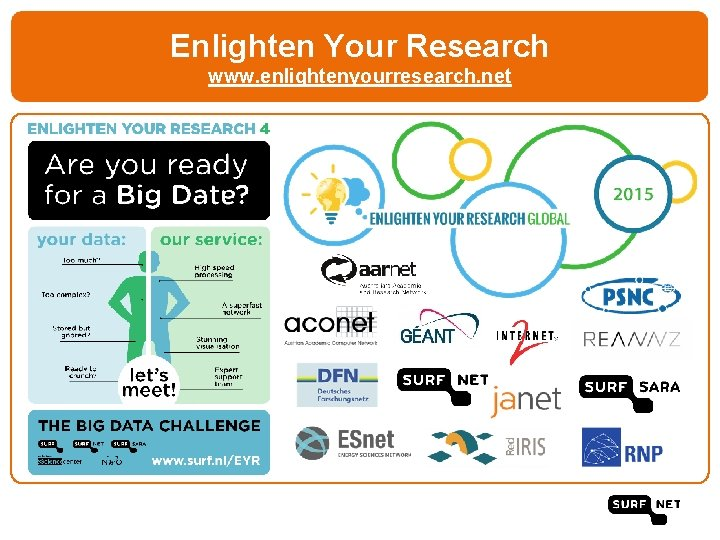 Enlighten Your Research www. enlightenyourresearch. net