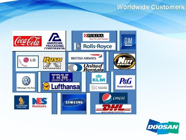 Worldwide Customers