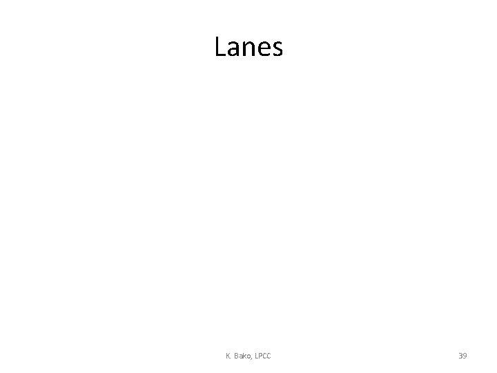 Lanes K. Bako, LPCC 39