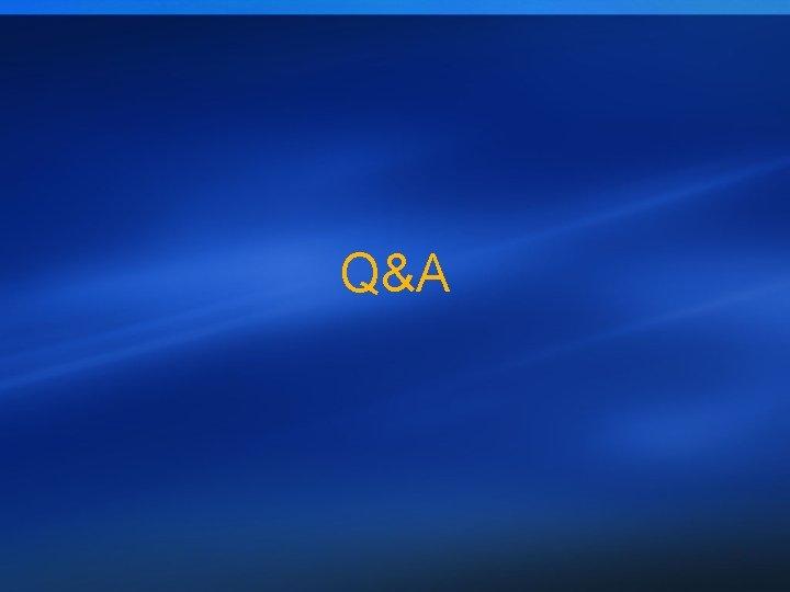 Q&A 29