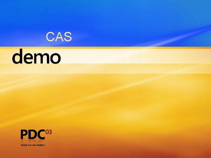 CAS 8