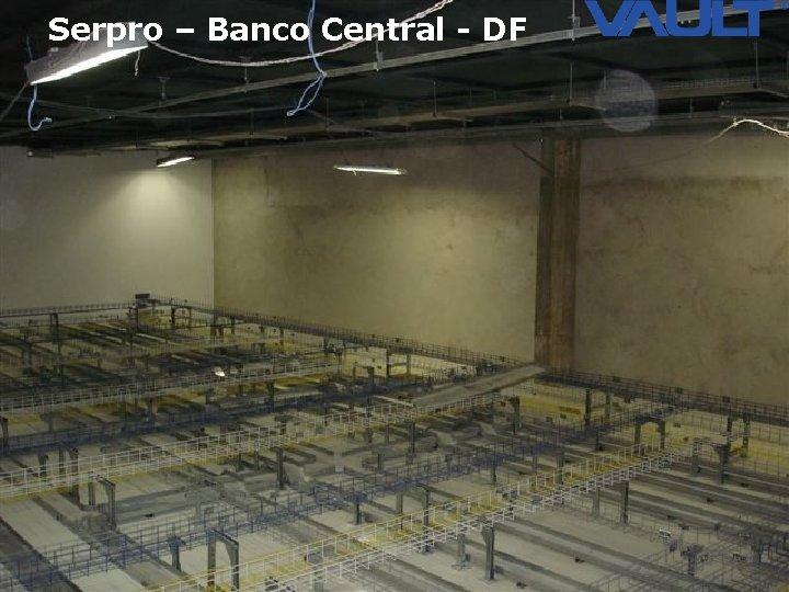 Serpro – Banco Central - DF 18 Access Control © 2007 Biocheck All rights