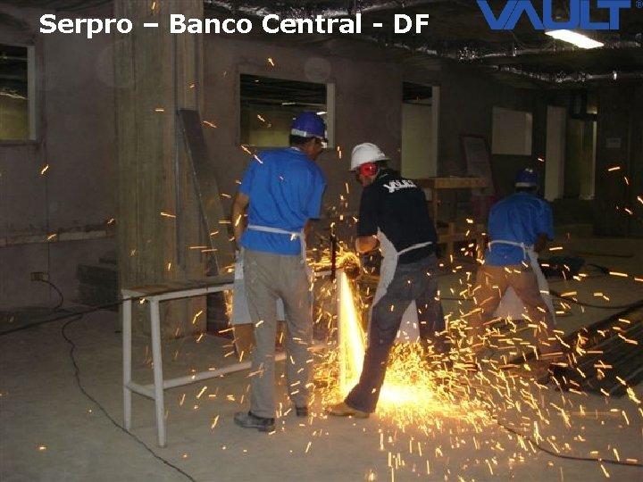 Serpro – Banco Central - DF 19 Access Control © 2007 Biocheck All rights