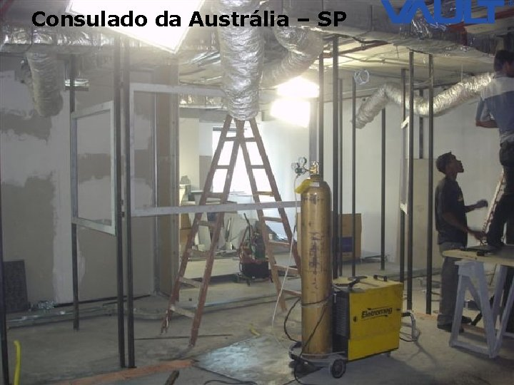 Consulado da Austrália – SP 22 Access Control © 2007 Biocheck All rights reserved.