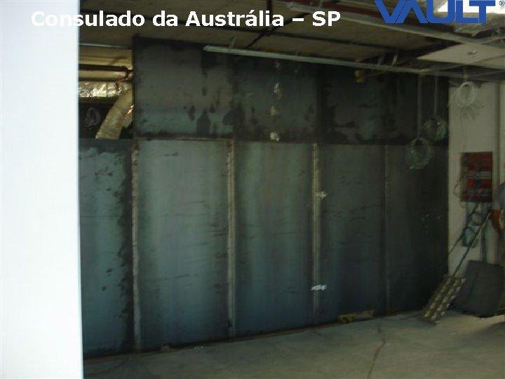 Consulado da Austrália – SP 24 Access Control © 2007 Biocheck All rights reserved.