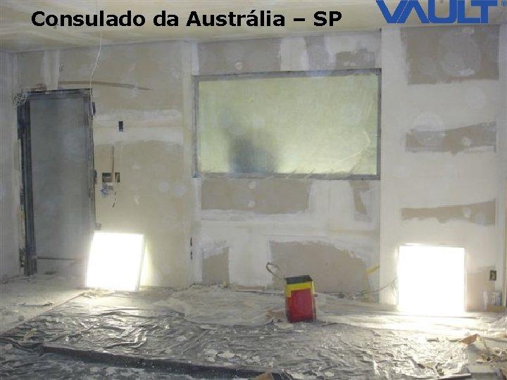 Consulado da Austrália – SP 25 Access Control © 2007 Biocheck All rights reserved.