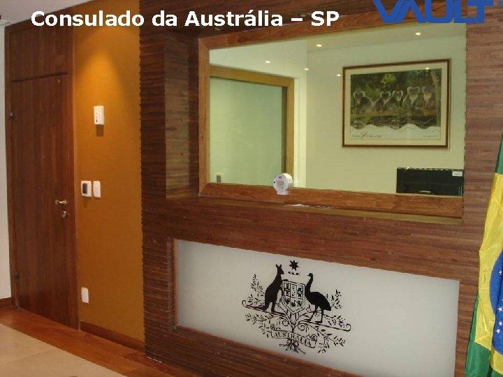Consulado da Austrália – SP 26 Access Control © 2007 Biocheck All rights reserved.
