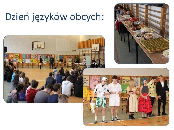 Dzień języków obcych: