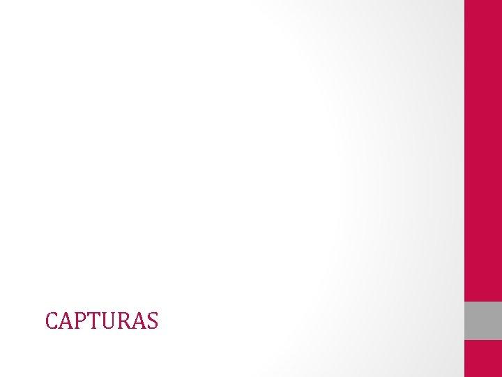CAPTURAS