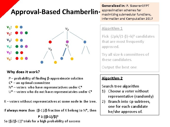 Generalized in: P. Skowroni: FPT approximation schemes for Approval-Based Chamberlin—Courant maximizing submodular functions, Information