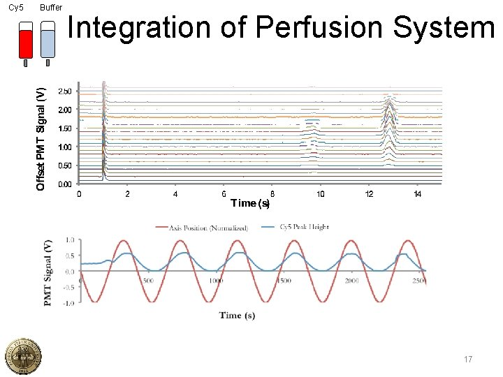 Cy 5 Buffer Integration of Perfusion System 17