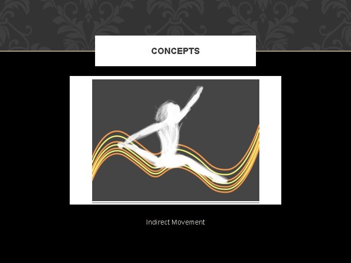 CONCEPTS Indirect Movement