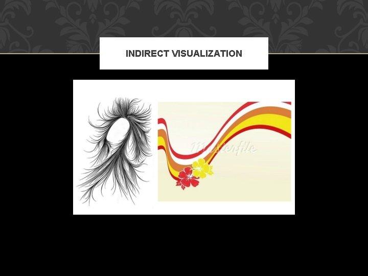 INDIRECT VISUALIZATION
