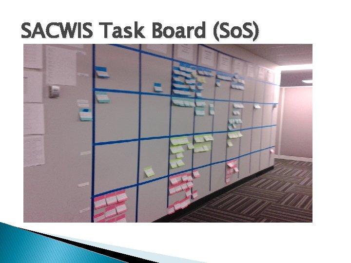 SACWIS Task Board (So. S)