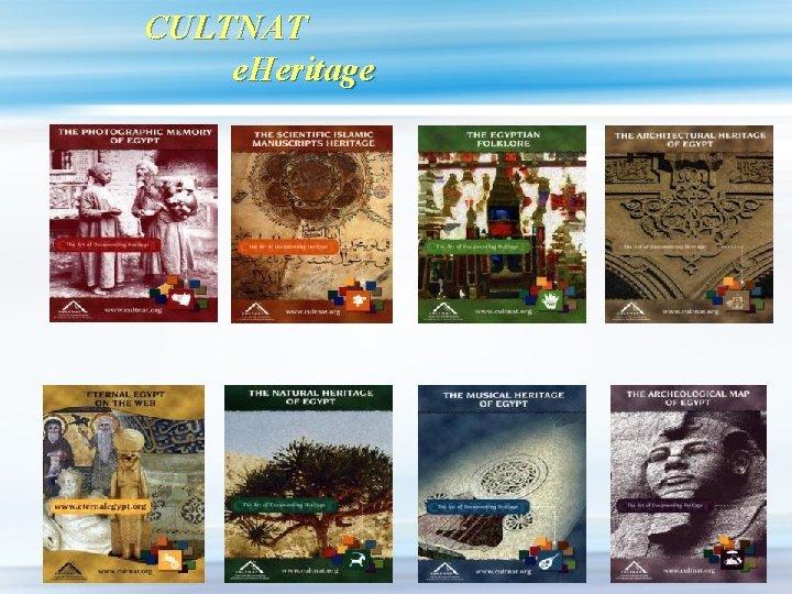 CULTNAT e. Heritage