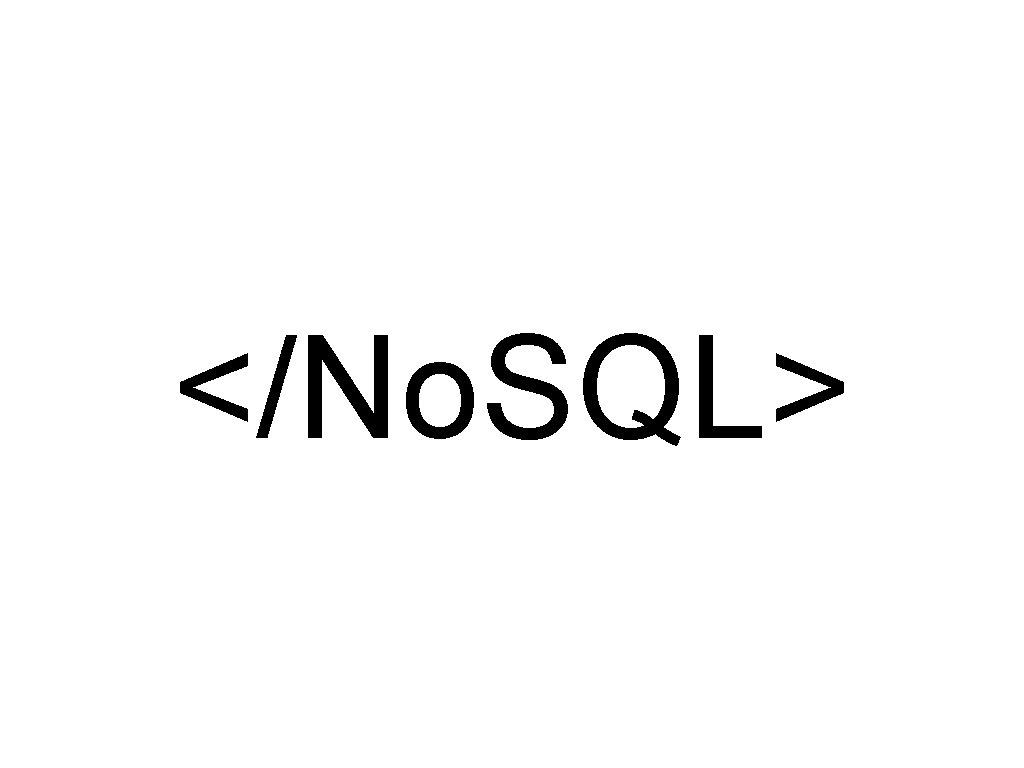 </No. SQL>