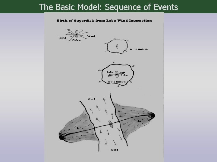 The Basic Model: Sequence of Events