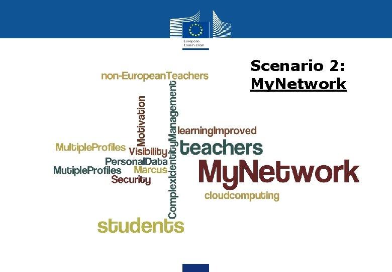 Scenario 2: My. Network