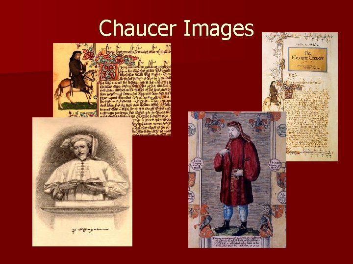 Chaucer Images