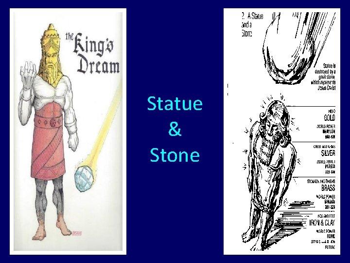 Statue & Stone