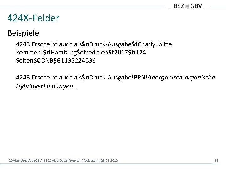 424 X-Felder Beispiele 4243 Erscheint auch als$n. Druck-Ausgabe$t. Charly, bitte kommen!$d. Hamburg$etredition$f 2017$h 124