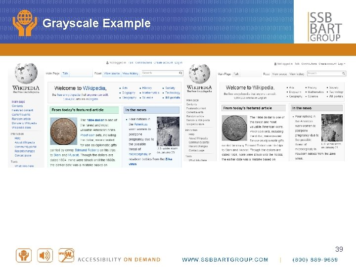 Grayscale Example 39