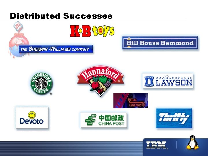 Distributed Successes ®