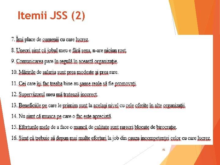Itemii JSS (2) 61
