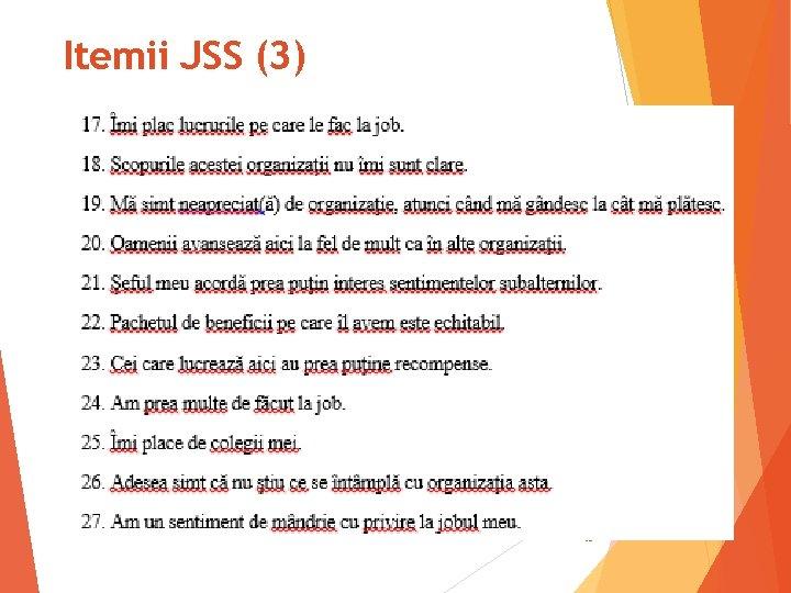 Itemii JSS (3) 62