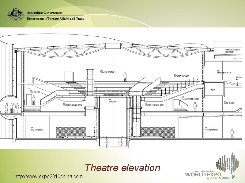 Theatre elevation http: //www. expo 2010 china. com