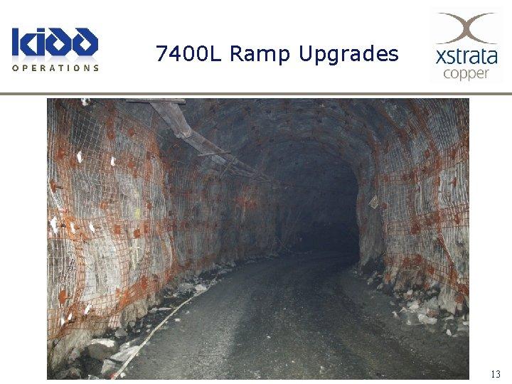 7400 L Ramp Upgrades 13
