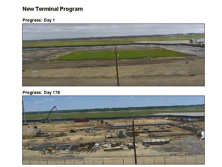 New Terminal Program Progress: Day 176