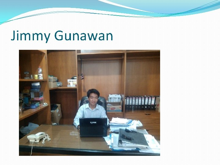 Jimmy Gunawan