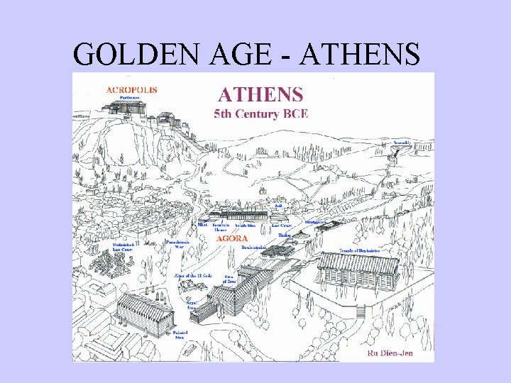 GOLDEN AGE - ATHENS