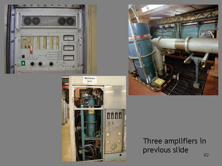 Three amplifiers in previous slide 62